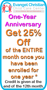 One-Year Anniversary - Offer